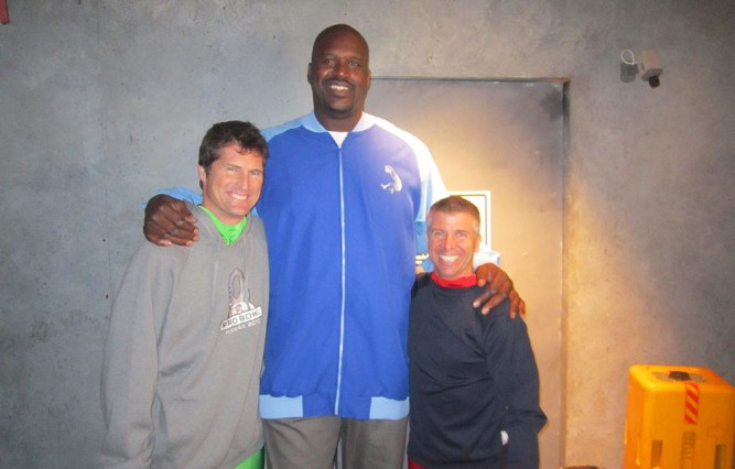 Shaq and the Dynamite Dunk Squad